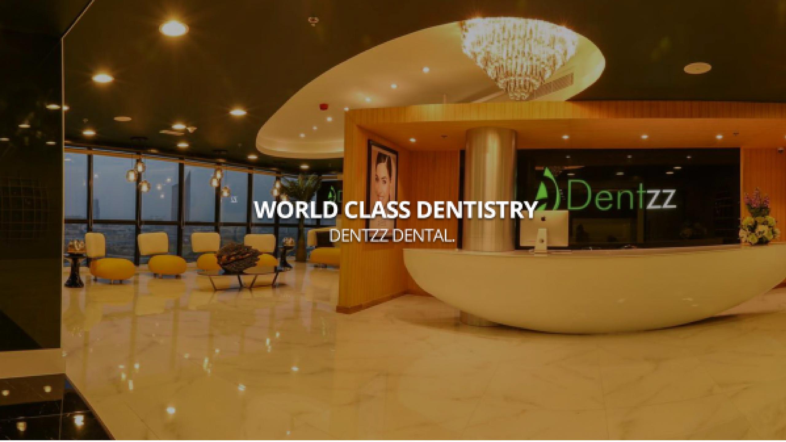 Dentzz Dental Care Centres Based In The Prime Areas Of Dubai