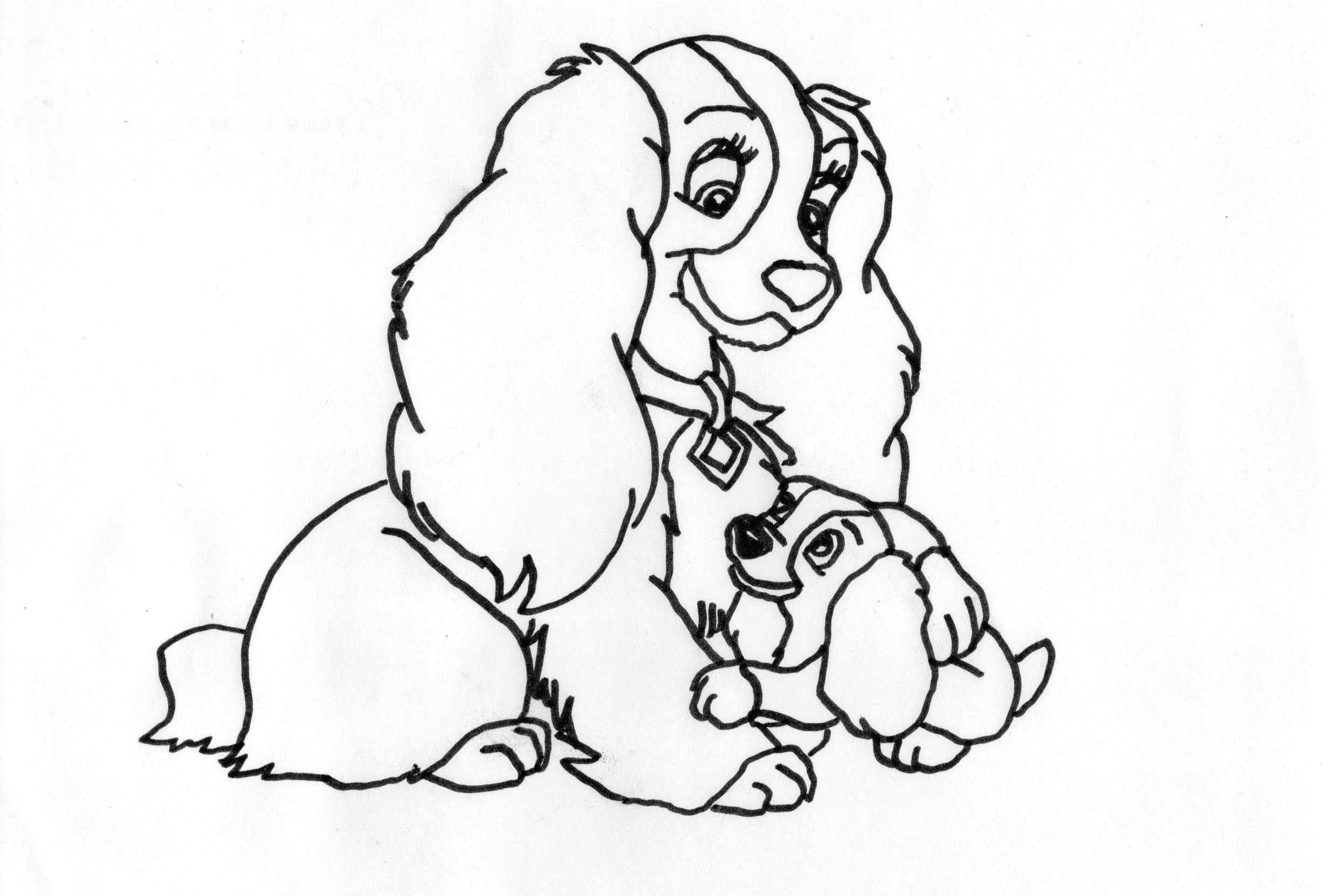 Disegni Da Colorare E Stampare Della Disney