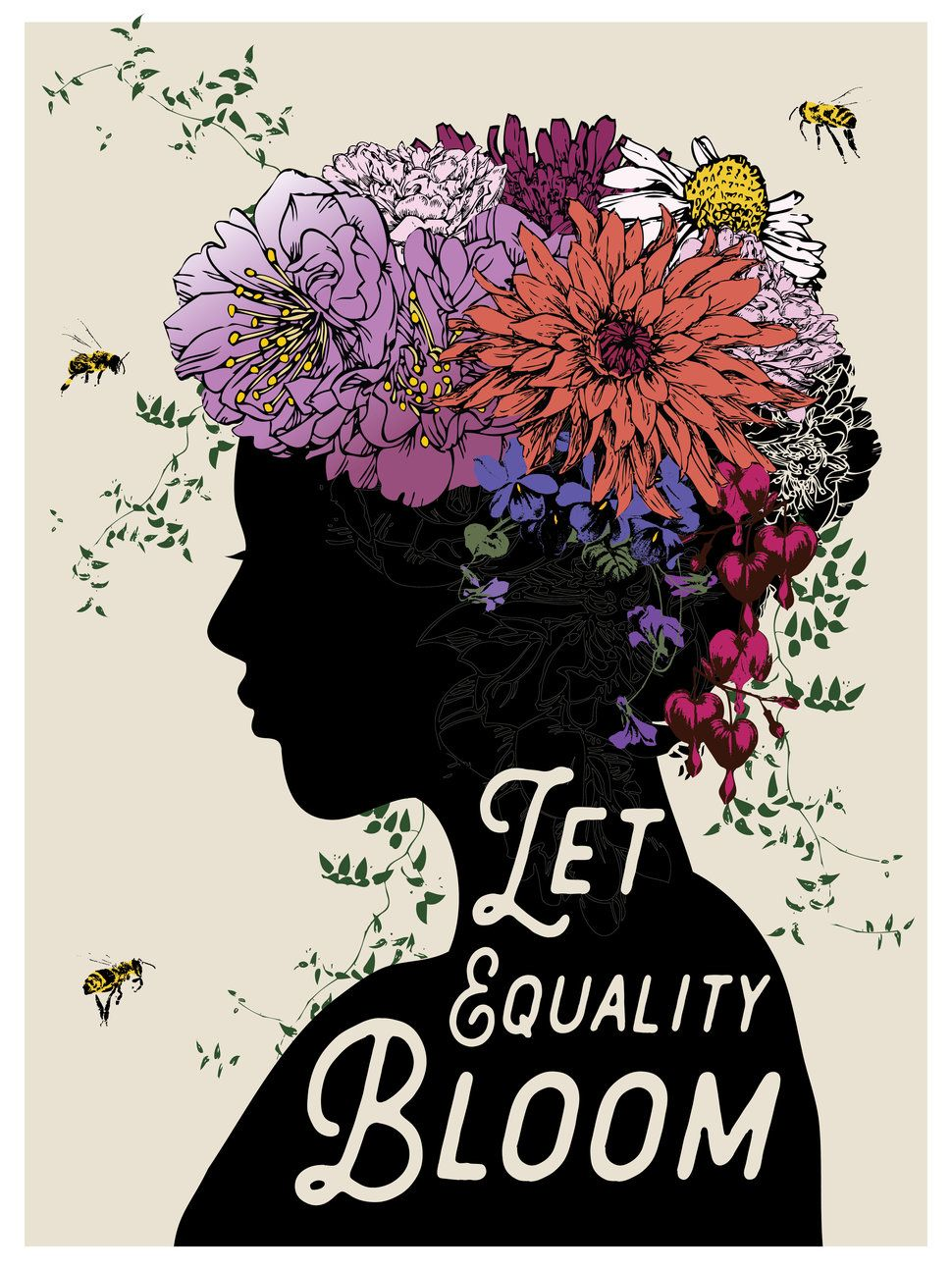50 Protest Posters Designed By Women Amplify The Voices Of Resistance Protest Art Feminist Art Protest Posters