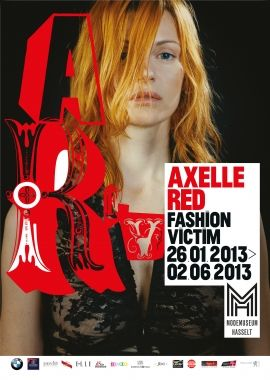 MODEMUSEUM HASSELT - Axelle Red, Fashion Victim