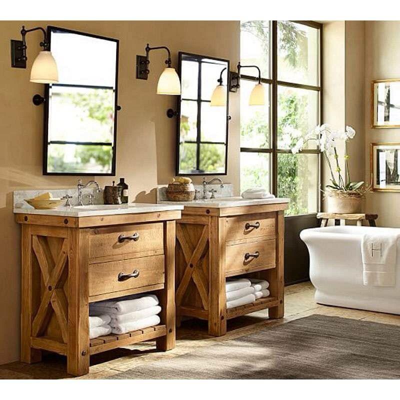 Bathroom Farmhouse Bathroom Decor Farmhouse Bathroom Vanity