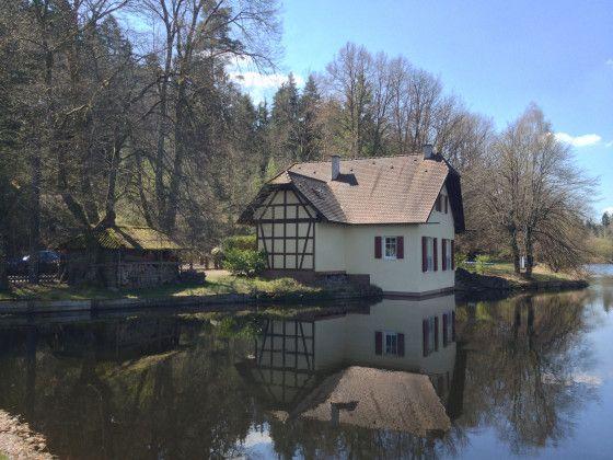 Ferienhaus Altes Bootshaus Pfalz Mit Bildern Ferienwohnung