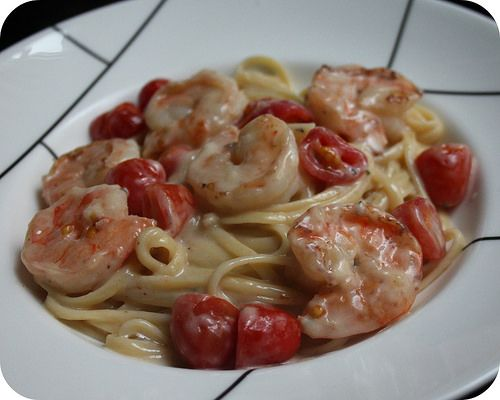 So Tasty So Yummy: New Zealand Shrimp Pasta