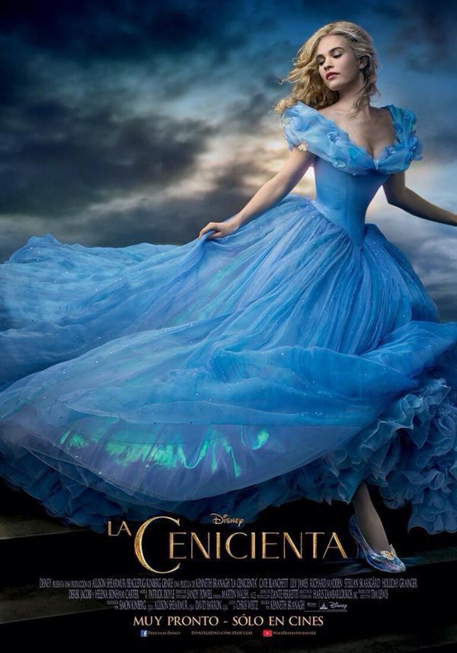 Cinema Unickshak La Cenicienta Cinderella Cinemas Mexico And Usa La Cenicienta Pelicula Peliculas De Disney Vestidos De Cenicienta