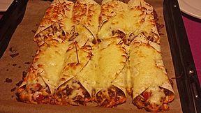 Mexikanische Burritos von SallySauer | Chefkoch #easymexicanfoodrecipes