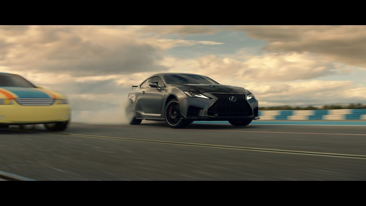 2020 Lexus Rc F Track Edition And Lexus Rc F One Track Mind Lexus American Video Free Music Streaming