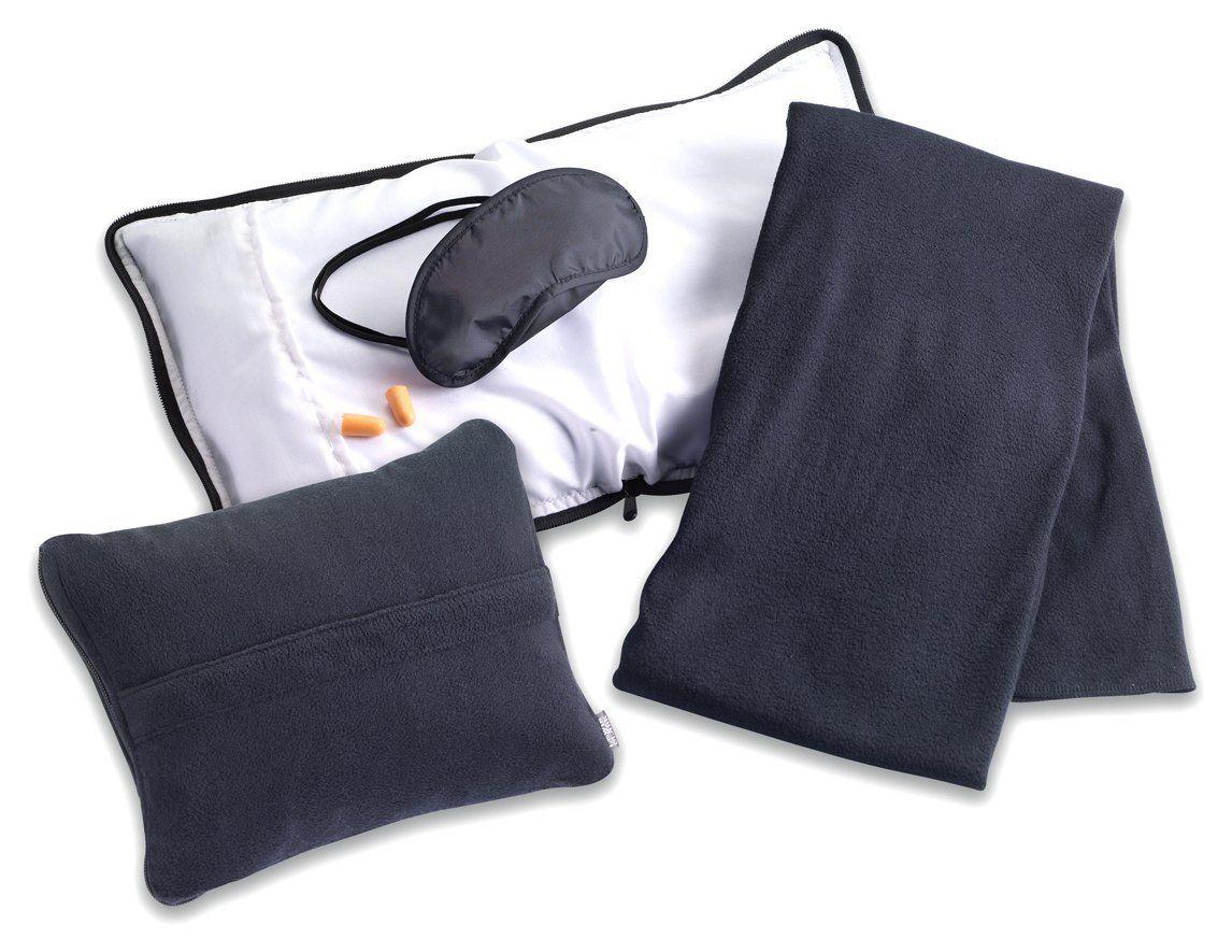 Comfort Air Travel Luxury Airplane travel pillow/blanket