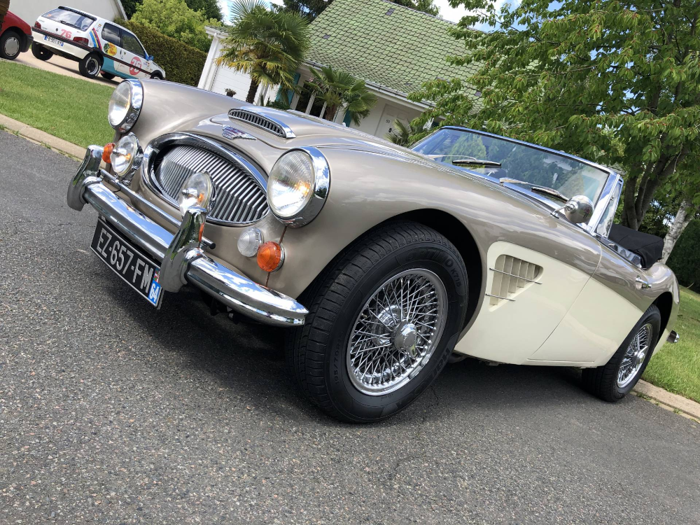 For Sale Austin Healey 3000 Mk Iii Bj8 1967 Offered For Gbp 84 560 Austin Healey Cars For Sale Classic Cars