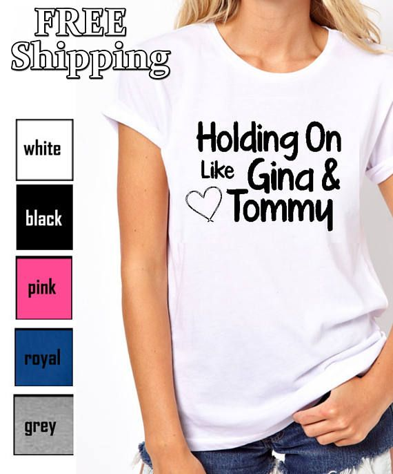 911d115203bd1 Tommy and Gina BonJovi T-Shirt