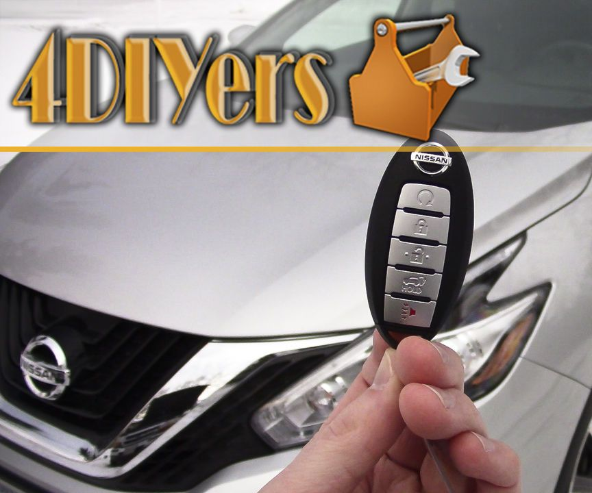 Nissan keyless entry enable disable horn chirp keyless