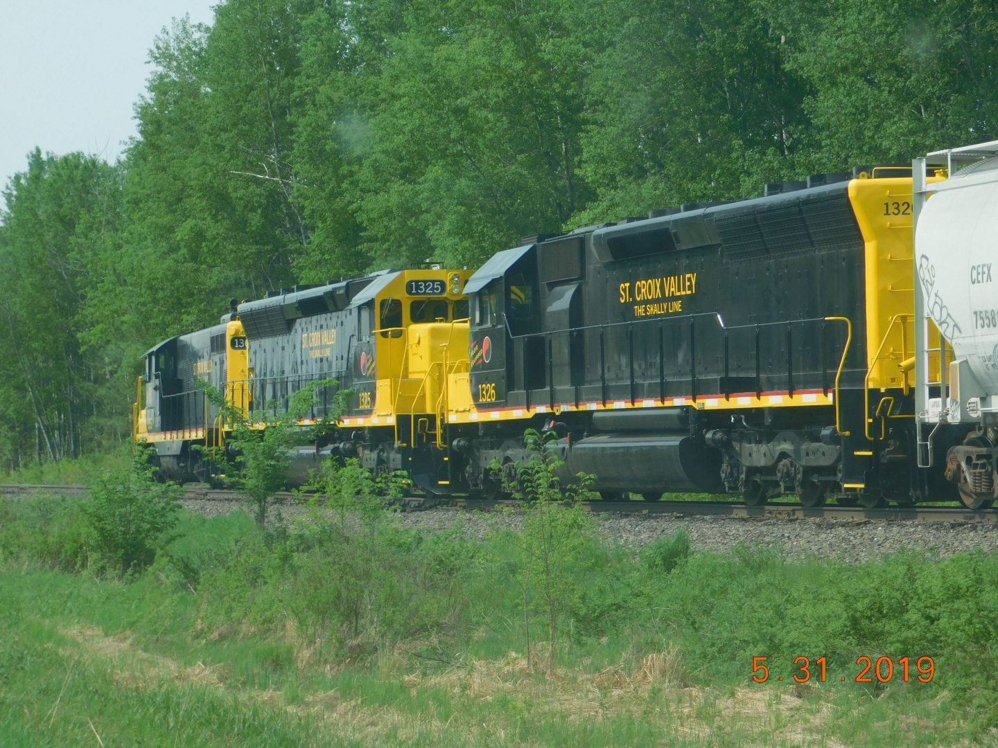 Pin by Delray415 on St. Croix Valley Railroad (The Skally