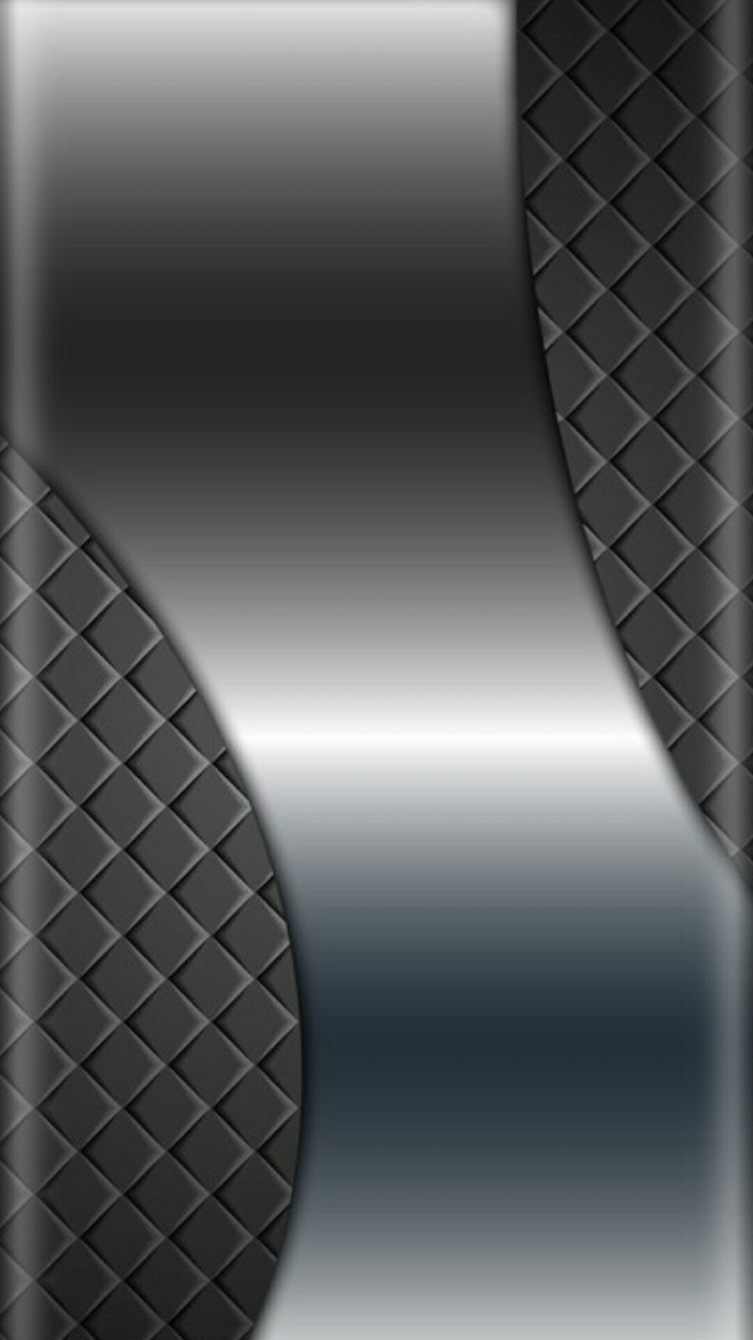 Samsung Iphone Edge Phone Telefon 3d Wallpaper Silver Wallpaper Background Wallpaper Edge Cellphone Wallpaper