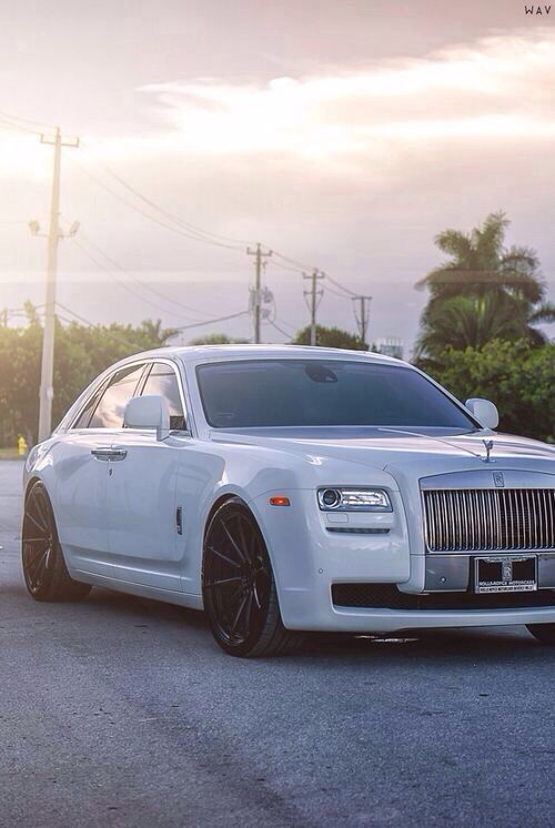 My car goal. (Rolls Royce) #Future