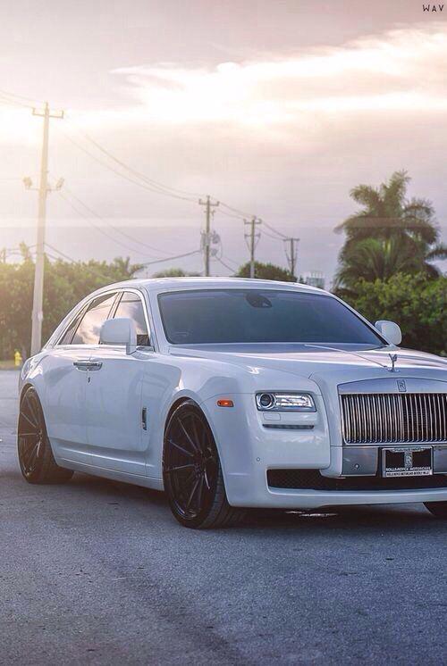 My car goal. (Rolls Royce) #Future