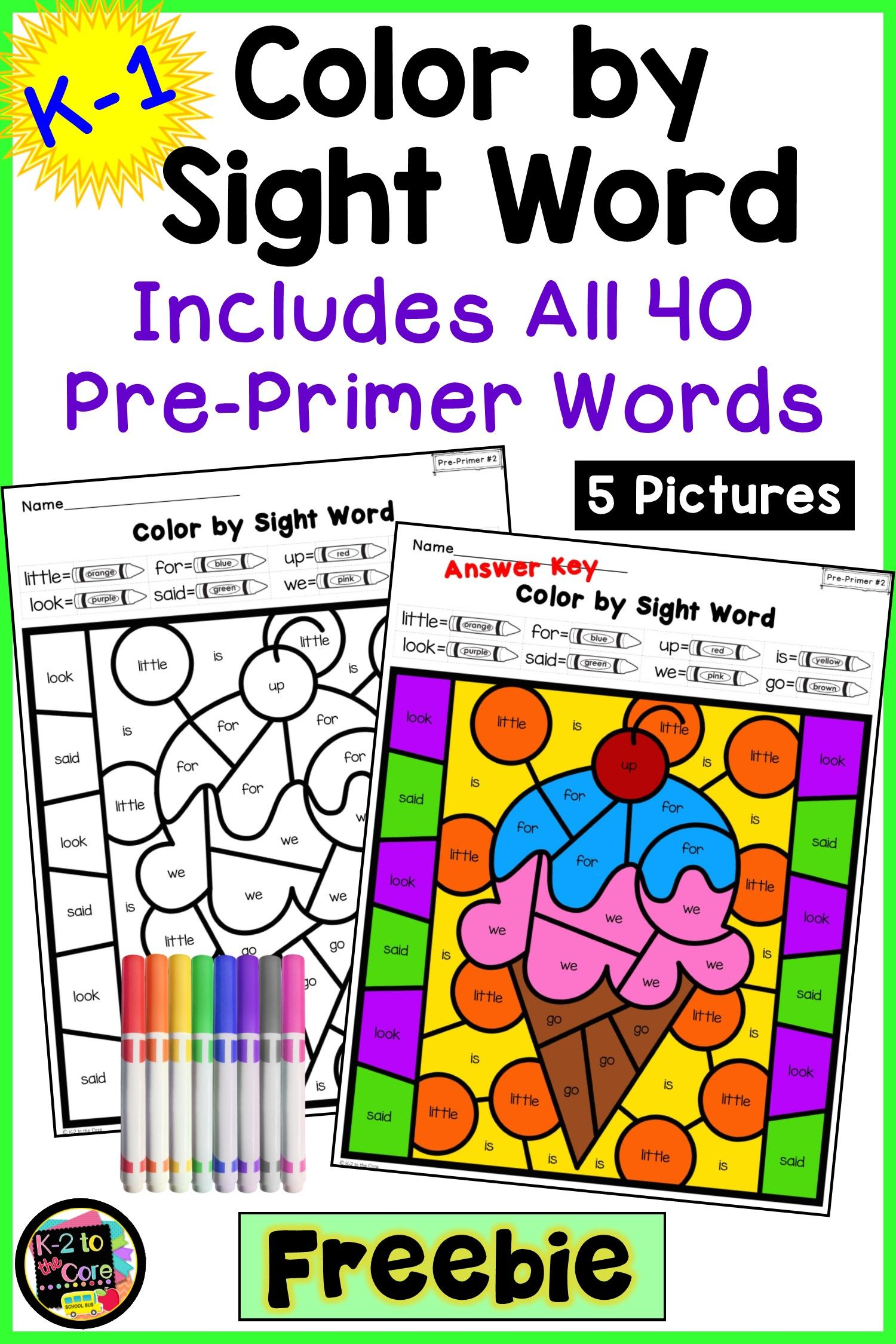 Your Students Will Love These Free No Prep Printable
