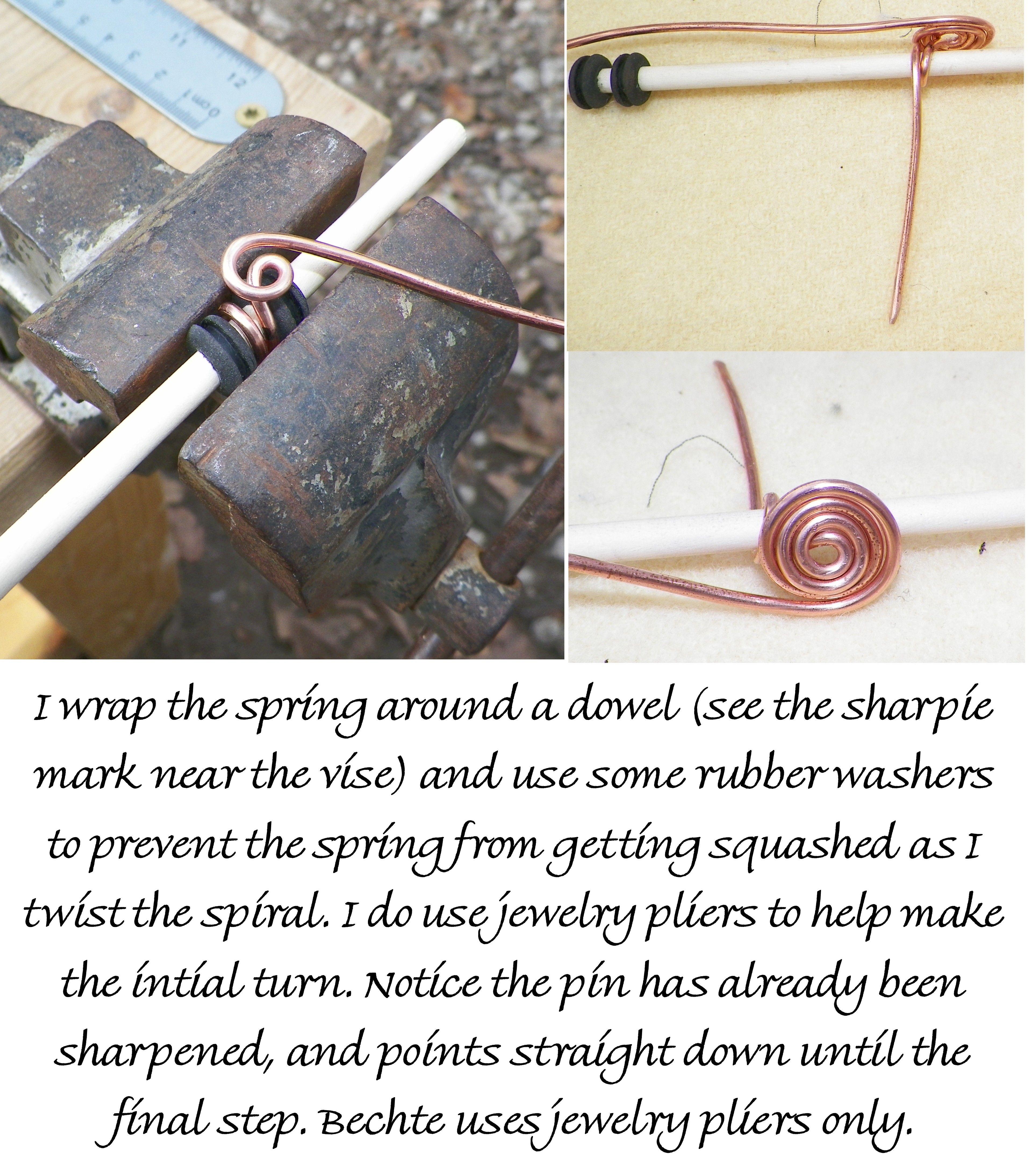 Wire Jig Spiral - WIRE Center •