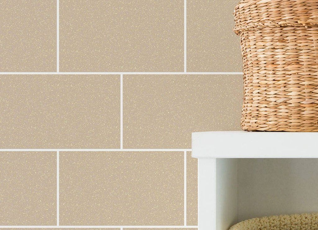 CWV Wallpaper London Tile Stone M1330 Brick
