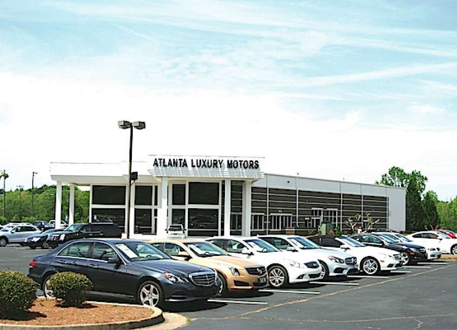 Atlanta Luxury Motors Opens In Newnan Luxury Motor Luxury Motor