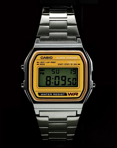 68a40039d Casio digital watch: it's like 1985 happened right on your wrist. - mens  automatic watches, oris watches, low price watches for men *ad