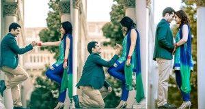 Indian Pre Wedding Photoshoot Ideas Themes 2016