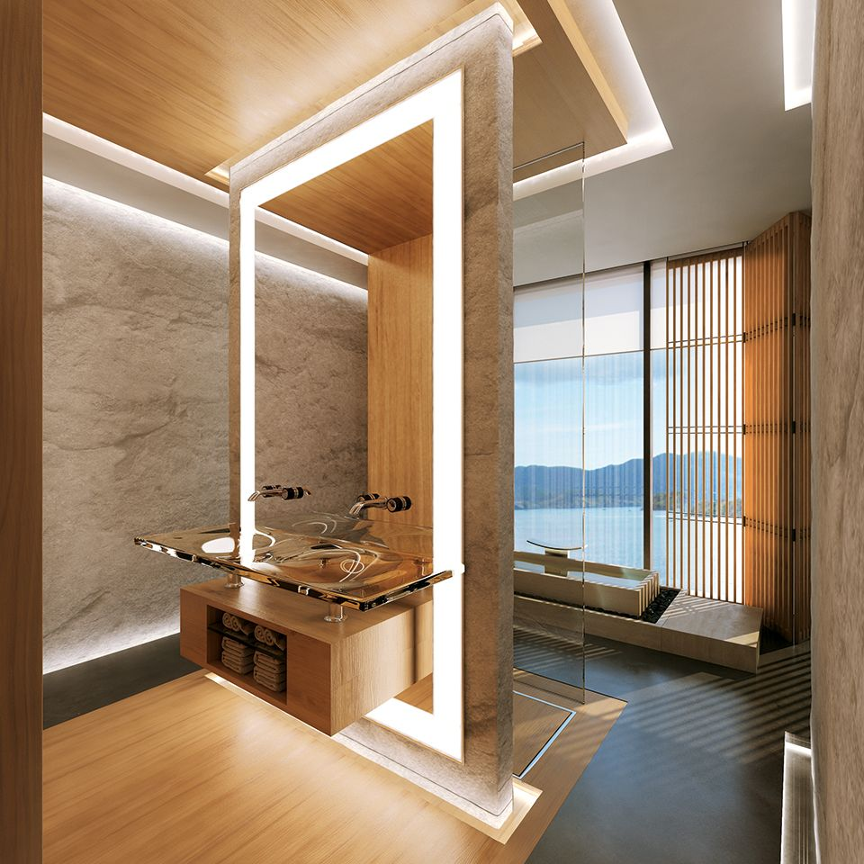 Home Interior Design Concepts: Dutch Design Firm SEYD Presents Bi-directional Symmetry