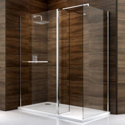 B&q £549 Cooke & Lewis Cascata Rectangular Shower Enclosure Lh W Interesting B&q Bathroom Design Inspiration Design