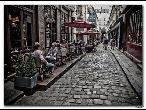 Calles de Paris-Francia-Producciones Vicari.(Juan Franco Lazzarini)
