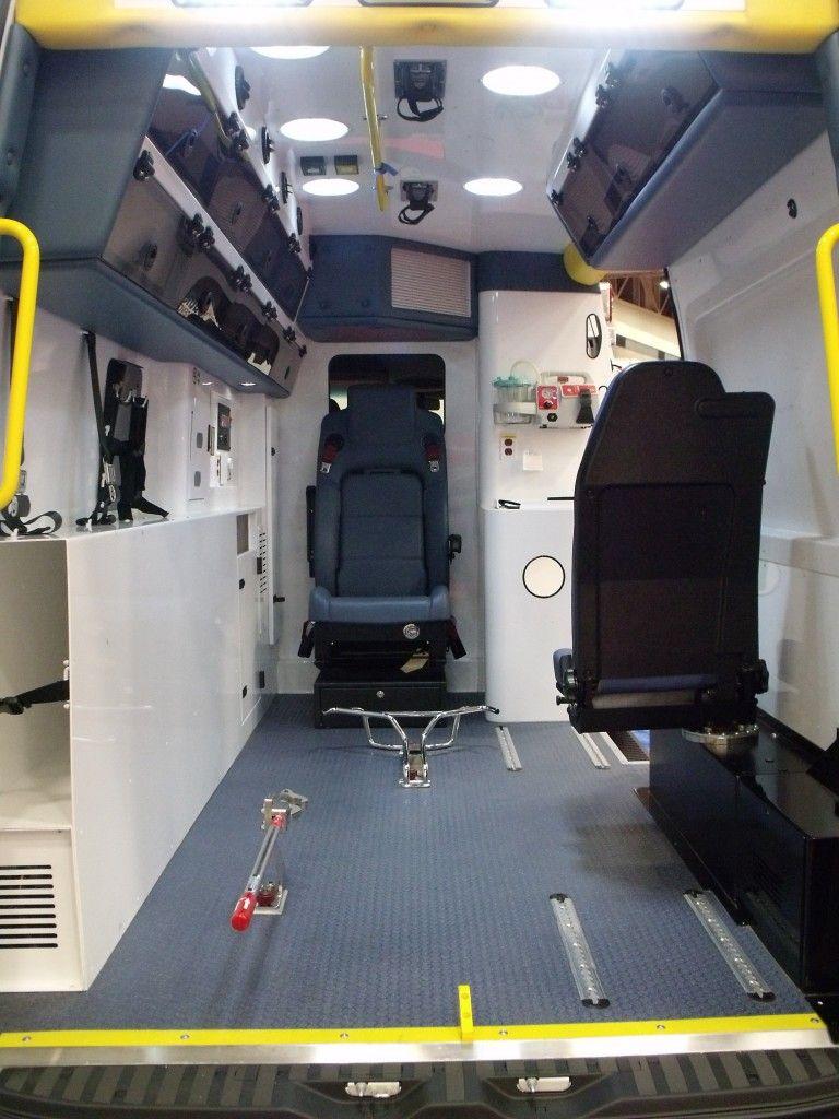 A Fresh Outlook on Ambulance Design - Ambulance Driver Files