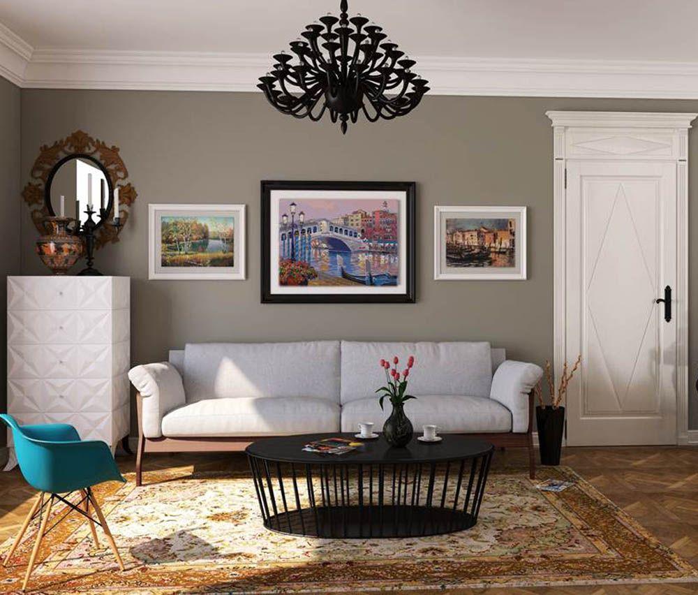 Картина по номерам «Сердце Венеции» | Идеи домашнего ...