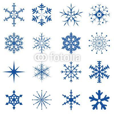vektor schneeflocken und eiskristalle ekka snowflakes christmas snowflakes und christmas. Black Bedroom Furniture Sets. Home Design Ideas