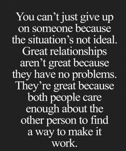 Give Up On Someone Love Quote Relationships Love Quotes