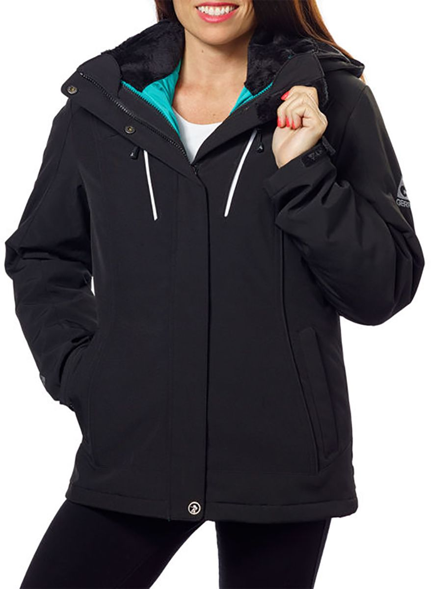 33a2c12a41c Gerry Ladies  3-in-1 Systems Jacket-Black