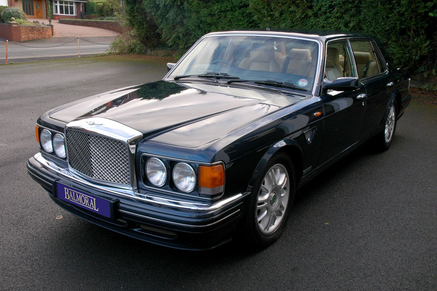 Bentley mulsanne turbo 1990