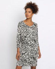 6ce6c0c1138 Utopia Knit Tunic Dress Animal