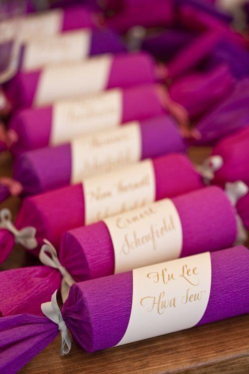 Dream Wedding Favours Ideas