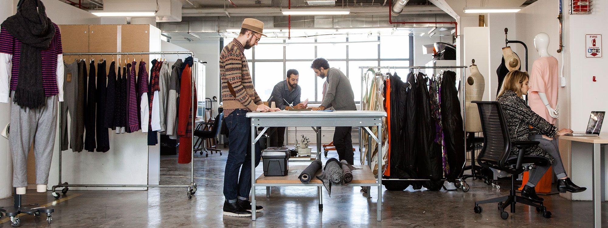 Make The Future Here Brooklyn Fashion Design Accelerator Fashion Design Design Ethical Sustainable Fashion