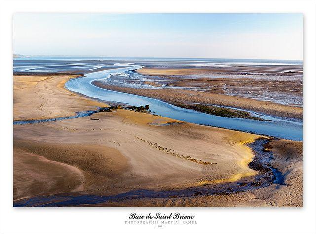 Baie de Saint Brieuc. by photomartial, via Flickr