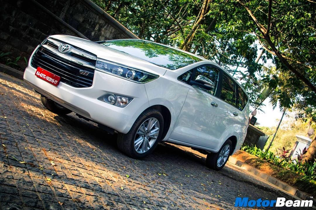 The new Toyota Innova Crysta is setting the charts on
