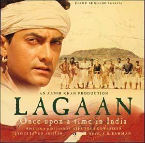 Lagaan 3d Baskı Movies Aamir Khan Ve Bollywood