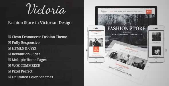 Victoria designs, themes, templates and