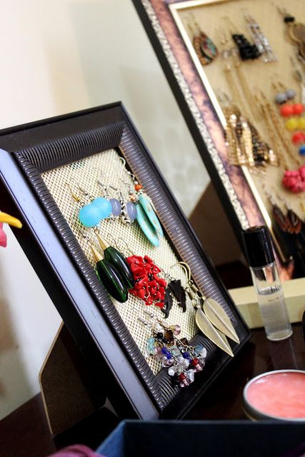 How To Earrings Storage Solutions This Is Ess
