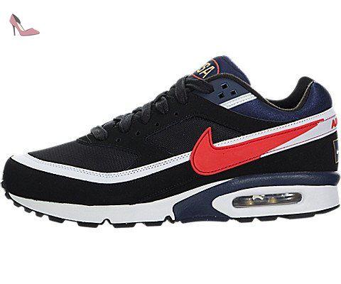 Nike Air Max BW Premium, Chaussures de Running Homme, Noir