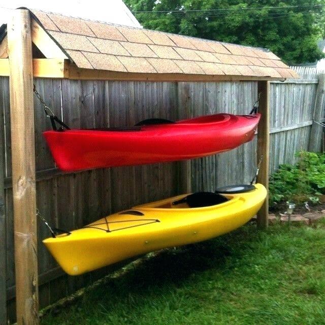Kayak Storage Rack For Garage Racks Full Size Of Outdoor Together Box Uk In 2020 Diy Kayak Storage Canoe Storage Kayak Storage