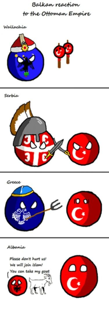 Balkan Reaction To The Ottoman Empire Balls Pinterest History