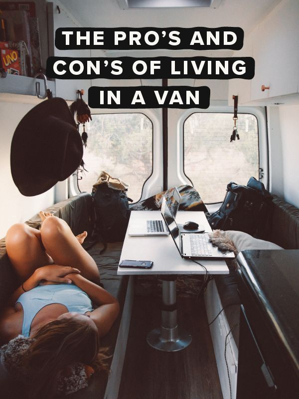 Photo of The Pro's OF LIVING IN A VAN You get to travel whenever, wherever. The best thin…