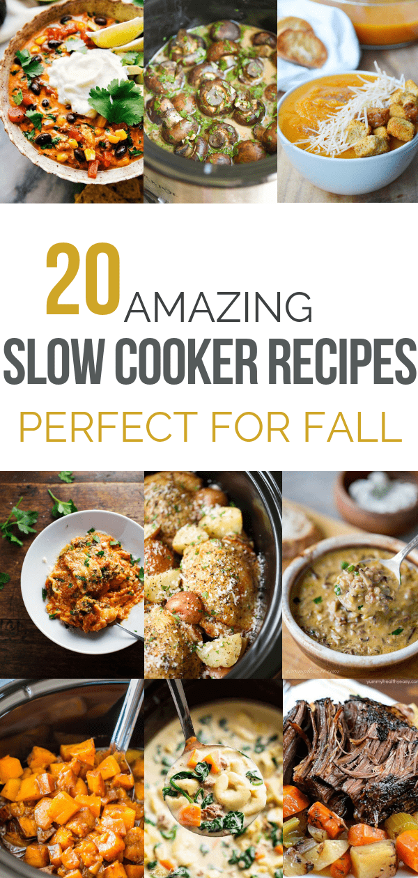 20 Unbelievable Modern Home Exterior Designs: 20 Amazing Slow Cooker Recipes Perfect For Fall