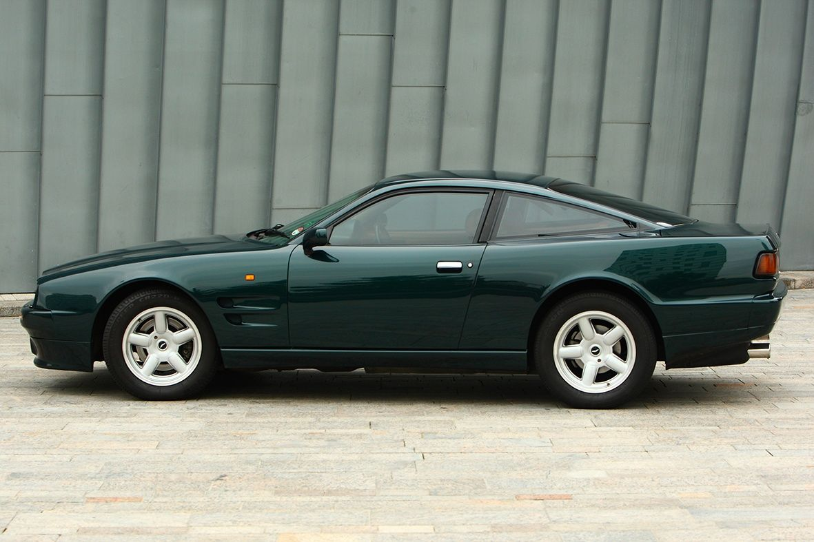 1994 Aston Martin Virage Limited Edition Coupe Aston Martin Virage Aston Martin Cars Aston Martin