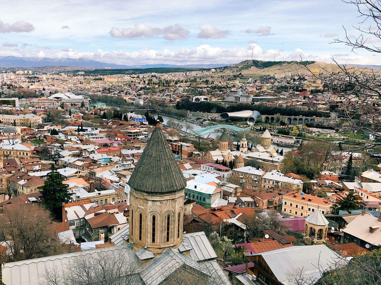 Travels To Tbilisi Georgia Tbilisi Design Milk