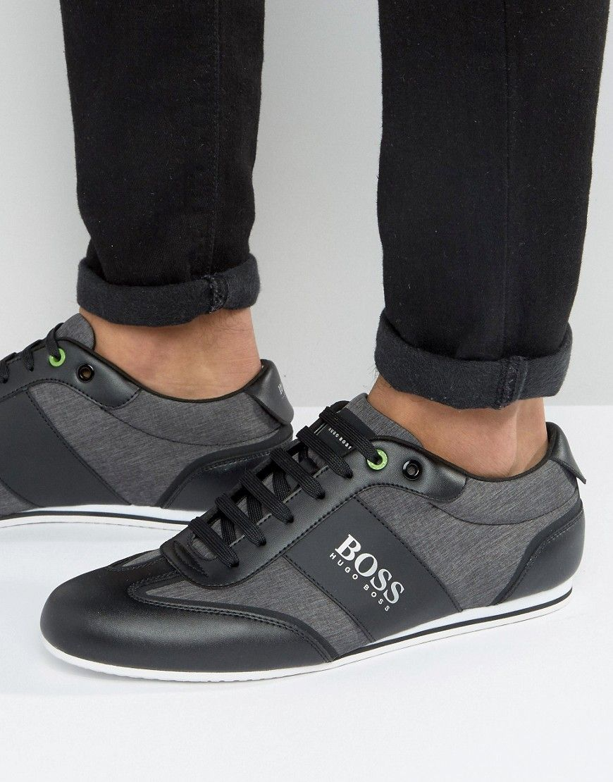 fc92619f5 BOSS Green Hugo Boss Lighter Trainers | Hugo Boss Trainers ...