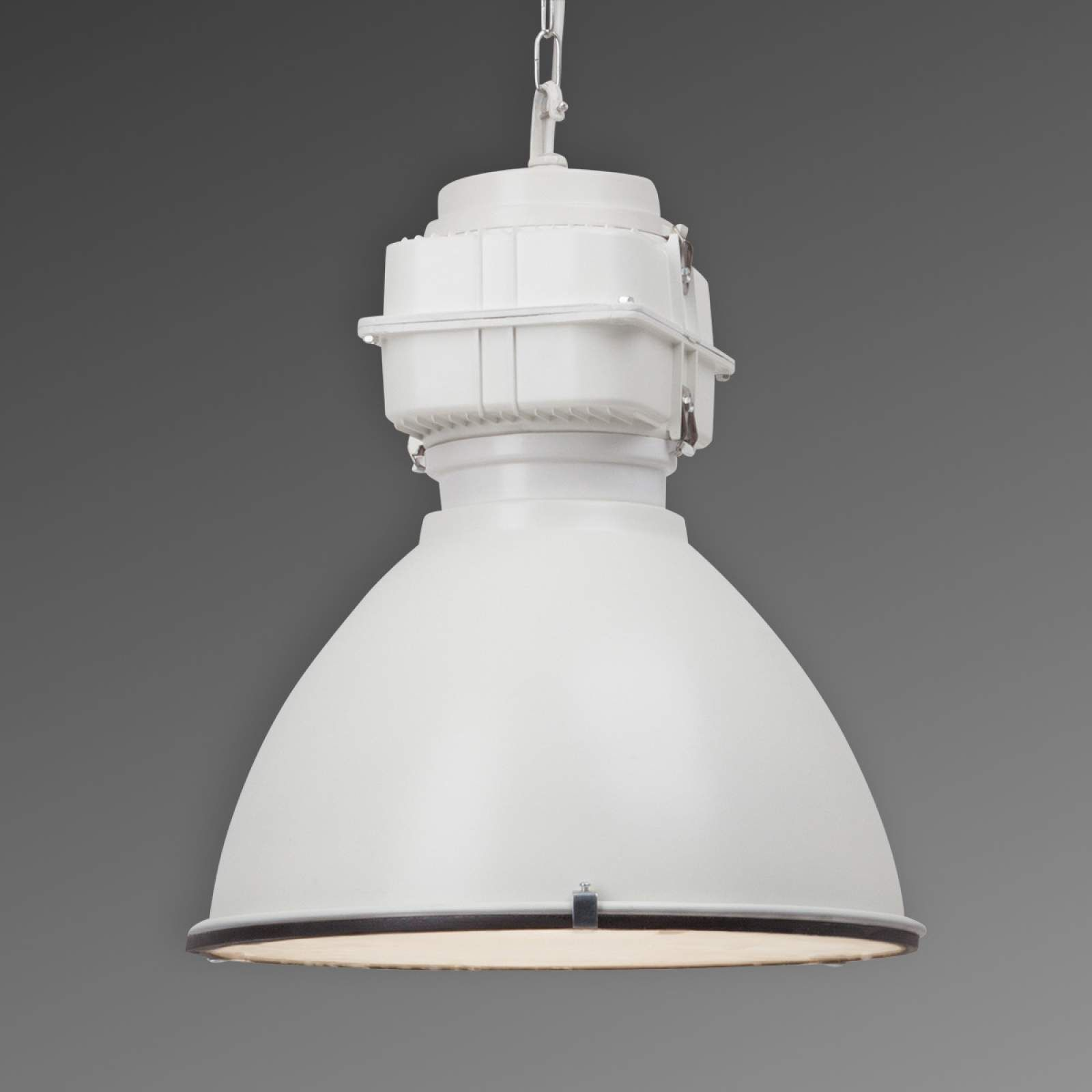 Industrial Hangeleuchte Boston Von Spot Light Weiss Pendellampen Lampen Und Beleuchtung Decke